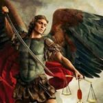 What is the role of Saint Michael the archangel?